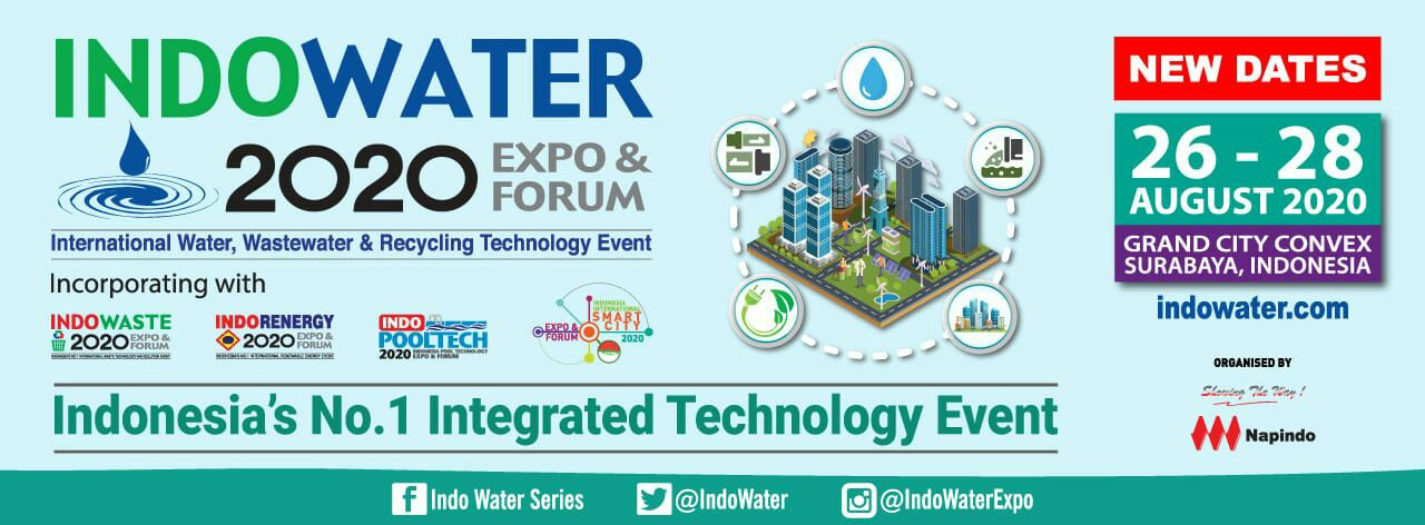 IndoWater Expo 2020